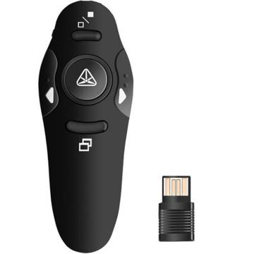 Laser Pointer Presenter Power Point Laser Pen Clicker Presentation Remote RF Wireless USB 2.4GHz Red Lazer Light Lasers Point