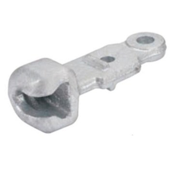 Hot-dip Galvanized Forged Steel W Socket Clevis