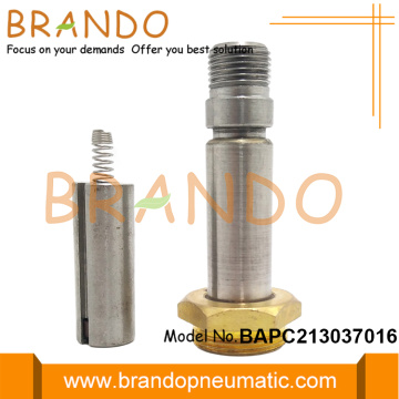Auto Drain Valve Parts Solenoid Plunger Tube Assembly