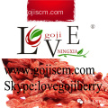 Low Pesticides Goji Berries--380grain