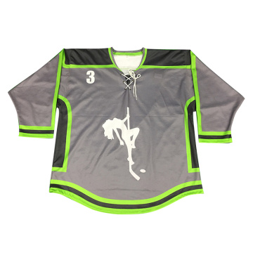 Wholesale  custom sublimated hockey jersey wear