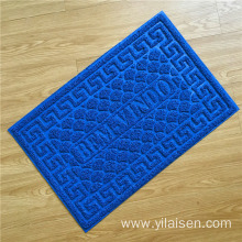 Factory Directly personalized floor mats outdoor mat