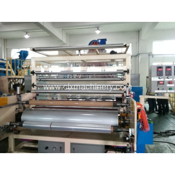 CL-65/90/65A PE Preservative Stretch Film Machine