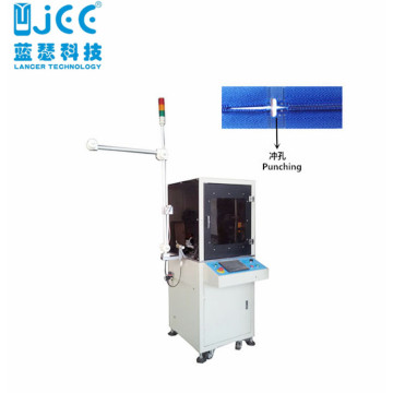 Full Automatic Nylon zipper Ultrasonic Punching Machine
