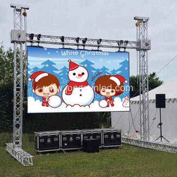 Cost Of Outdoor P4 Led Display Price