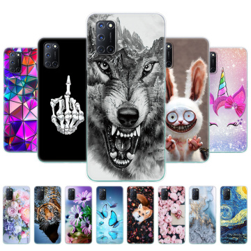 For OPPO A52 Case A92 A72 Case 6.5