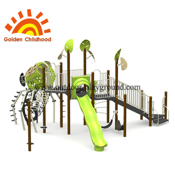 Large Insect Park Outdoor Playground Equipment