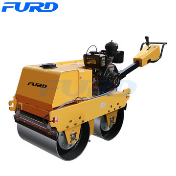Hand-held Vibratory Road Roller Machine with Two Drums Hand-held Vibratory Road Roller Machine with Two Drums FYLJ-S600