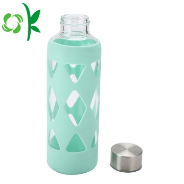 Easy Take-Away Durable Soft Colorful Silicone Travel Sleeve