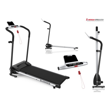 JK306-2 360mm running belt mini foldable treadmill