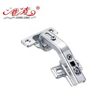Angle Two Way Hydraulic Iron Hinge