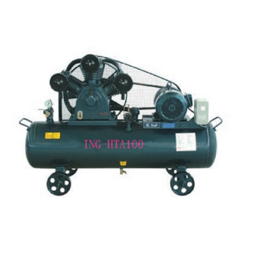 Low pressure air cooled air compressor