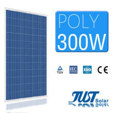 Chinese Products 300W Poly Solar Panels with German Quality