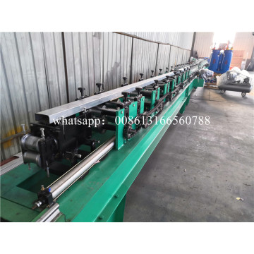 82mm PU Foam Roller Shutter Slat Machine