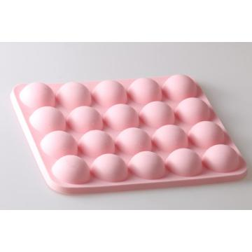 20 capacity cake decorating moulds