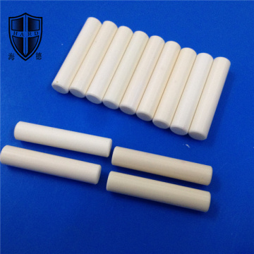 insulated industrial alumina ceramic step shaft tubes