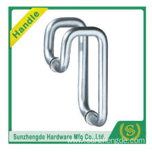 BTB SPH-014SS Pull Handle For Clear Glass Doors Lock