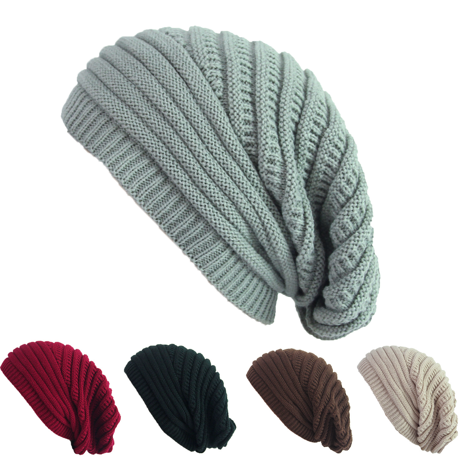 Top selling autumnwinter hats in Europe and America (3)