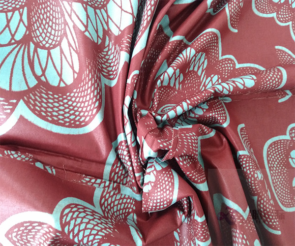 Textile Wax Printed Fabric