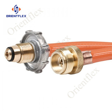 pvc wire gas hose lpg regulator