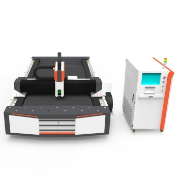 500w-3000w Economic Price Fiber Laser Cutting Machine