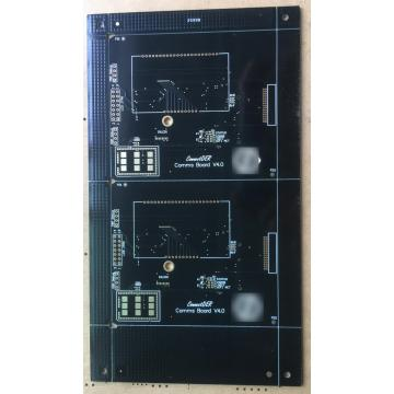 6 layer black solder  PCB