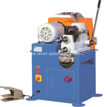 Semi-automatic Single End chamfering Machine