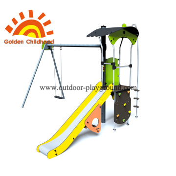 Net climber climbing playground equipment