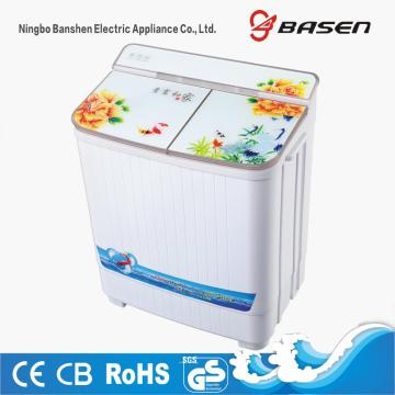 High Quality 4KG Twin Tub Semi Automatic Glass Washing Machine
