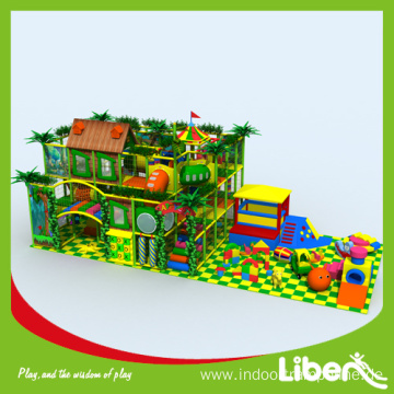 Indoor playground for toddlers