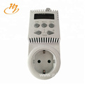 EU Type 230V-15A Infrared Heating Thermostat