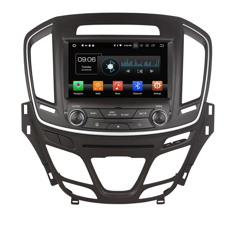 Android 8.0 car audio systems for Regal (1)