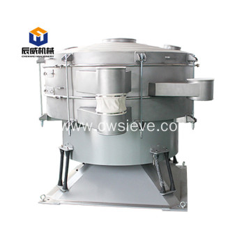 stainless steel circular tumbler sieve screening machine