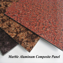 Finish Marble Aluminum Composite Panel