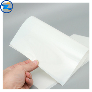 PP acrylic sheets films for packing and printing