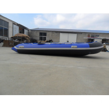 PVC aluminum floor boat For Water Sports