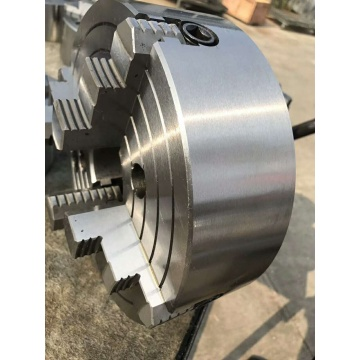 K72 series 4jaws Independent lathe chuck
