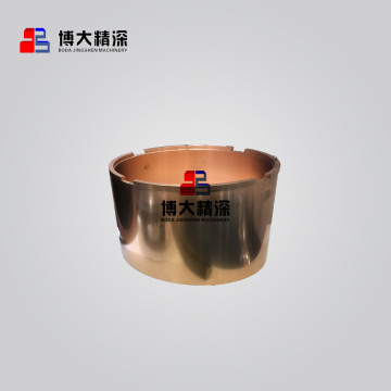 nordberg cone crusher parts bronze lower head bushing