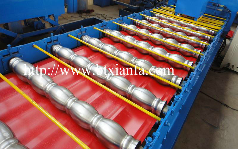 Construction Panel Iron Sheet Rolling Machinery