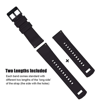 Premium Quality Waterproof Silicone Watch Bands
