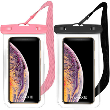 Wholdesale bêste waterdichte Iphone-tillefoan-tas