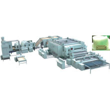 glue free thermal bond production line