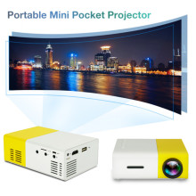 2020 NEW YG300 LCD Projector Led Projector HD 1080P Resolution Ultra Portable Home Theater 2020 Compatible HDMI Phone Laptop Etc