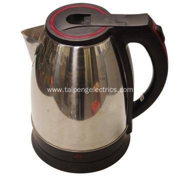 Hot running 1.8L stainless steel electric kettle