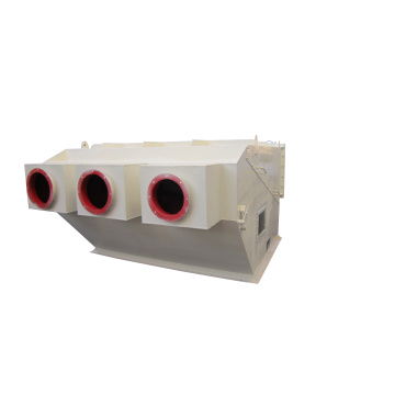 Pipeline Separator for baler machine