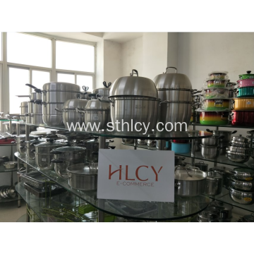 High Quality Stainless Steel Steamer Pot Milk Pot