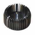 investment casting forging radiator aluminum fan auto