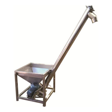 Stainless Steel Screw Auger Type Elevator