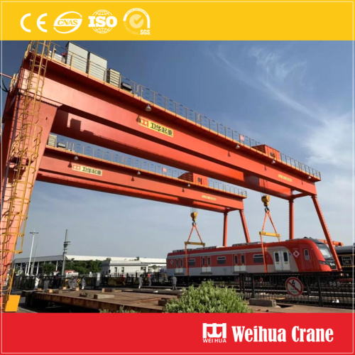 Urban Rail Vehicle Gantry Crane