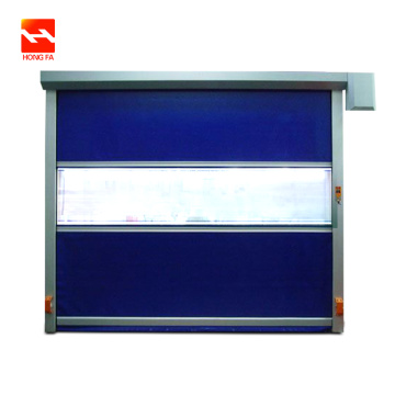 Dust Iso lation Komercial Roll Up Shutter Fast Door